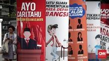 Bawaslu Tegaskan Tak Boleh Kampanye di Medsos di Masa Tenang