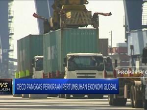 OECD Pangkas Perkiraan Pertumbuhan Ekonomi Global