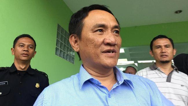 Andi Arief Sebut Pertemuan AHY-Jokowi Bisa Mengilhami Prabowo