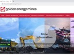 Laba Bersih Golden Energy Mines Turun 16% Jadi US$ 98,8 Juta