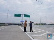 Ada Jalan Tol Lampung-Palembang, Mudik Dari 12 Jam Jadi 7 Jam
