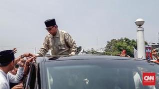 Pendukung Prabowo: Mari Bung Rebut Kembali, Prabowo Presiden
