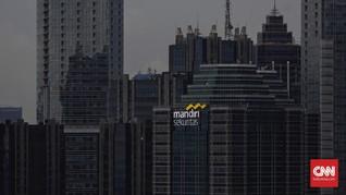 Bank Mandiri Beri Lampu Hijau 'Benahi' Utang Krakatau Steel