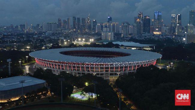 Menpora: Jakarta Butuh Stadion Bertaraf FIFA Selain GBK