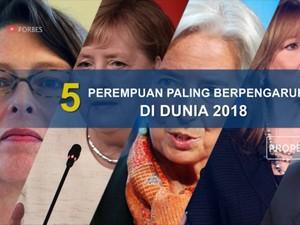 5 Perempuan Paling Berpengaruh di Dunia
