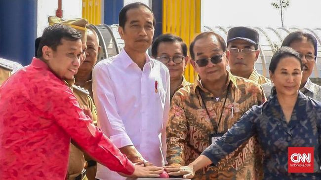 Jokowi Pastikan Sumatera Tersambung Total Jalan Tol di 2024