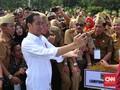 Perangkat Desa Akan Beri Jokowi Gelar Bapak Pembangunan Desa