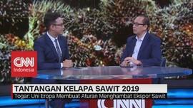 Tantangan Komoditas Sawit 2019