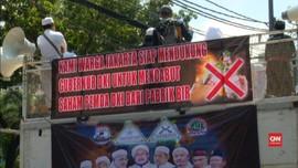 VIDEO: Massa Demo Tuntut Pemprov Lepas Saham Bir