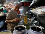 Penjual Mie Ayam Tertua di Asia Jaga Budaya Kuliner Singapura