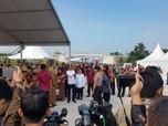 Jokowi Janji dari Lampung Sampai Aceh Tersambung Tol, Kapan?