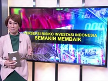 Premi Risiko RI Turun 30% ke Level 97,91