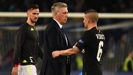 Ancelotti Sindir PSG Usai Tersingkir dari Liga Champions