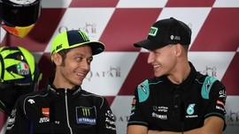 Rossi Diprediksi Punya Rekan Setim Baru di MotoGP 2020