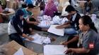 VIDEO: Jelang Pemilu, Mojokerto Mulai Sortir Surat Suara