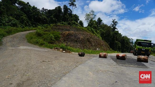 Demi Saingi Raja Ampat, Tambrauw Bangun Jalan Rp310 Miliar
