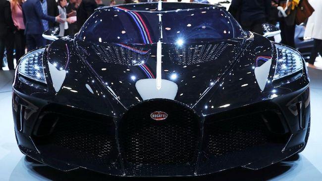 Mobil Termahal di Dunia Ternyata Masih 'Mainan'