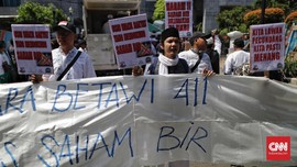 Demo Saham Bir, FPI Ancam Bikin Aksi Seperti era Ahok