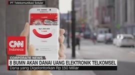 8 BUMN Akan Danai Uang Elektronik Telkomsel