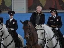 Putin Murka, Rusia Tak Bisa Tampil di Olimpiade & Piala Dunia