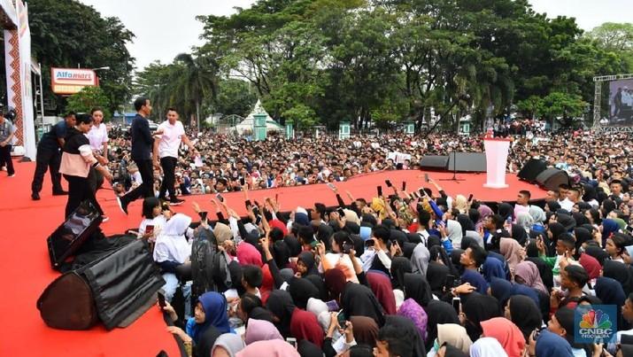 Biasa Beri Hadiah, Apa Kata Jokowi Soal Bersepeda?