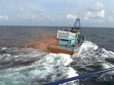Nelayan Natuna Tolak Nelayan Pantura, Edhy: Itu Urusan Saya