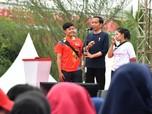 Jokowi: Saya Dengar Kita Kalah dengan yang Online-Online