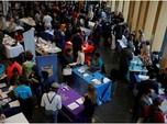 Perlambatan Ekonomi AS Kian Nyata, Lowongan Kerja Mulai Sulit