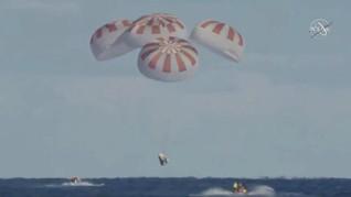SpaceX Umumkan Roket Crew Dragon Hancur Saat Uji Coba