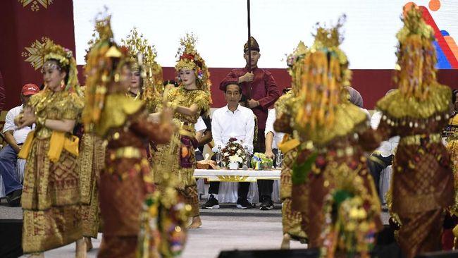 Jokowi Tak Rela Indonesia Diperintah Orang Tak Berpengalaman
