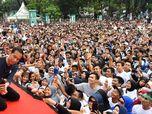 Jokowi: Memimpin RI Butuh Nahkoda Berpengalaman