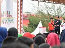 Kata Pak Jokowi Mal di China Banyak yang Tutup, Faktanya?
