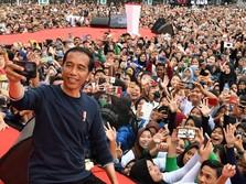 Manis-Getir Pemerintahan Jokowi Jilid I