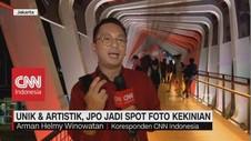 Unik & Artistik, JPO Jadi Spot Foto Kekinian