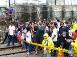 KRL Anjlok di Bogor, PLN: Tak Ada Pemadaman Listrik