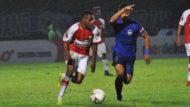 Persipura Krisis Pemain Jelang Lawan Persib di Liga 2019