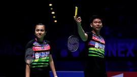 Hasil Korea Open: Praveen/Melati Lolos, Owi/Winny Tersingkir