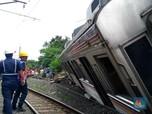 Hati-hati, Ini 10 Kecelakaan Kereta Sejak Juli 2018