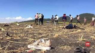 Keluarga Korban Ethiopian Airlines Diberi Tanah Memorial