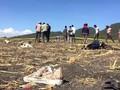 VIDEO: Saat Puing Pesawat Ethiopian Airlines Ditemukan