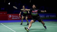 Praveen/Melati Tersingkir dari China Open