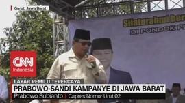 Kampanye Prabowo-Sandi di Jawa Barat