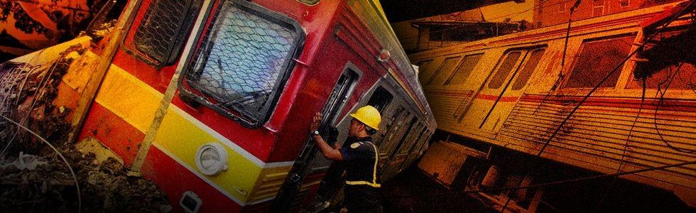KRL Jakarta-Bogor Anjlok