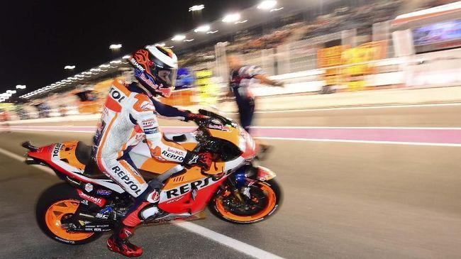 Cerita Lucu Lorenzo Lupa Sudah Pindah ke Honda
