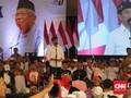 Jokowi ke Relawan: Waktu Kita 40 Hari Lagi, Jangan Lengah