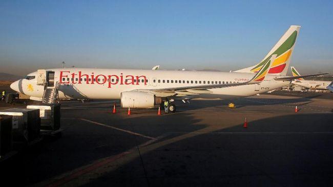 Awak Ikuti Prosedur, Ethiopian Airlines Tetap Tak Terkendali