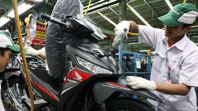 Honda Permak 'Motor Bebek' Legendaris