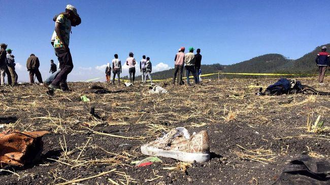 Staf PBB dari RI Jadi Korban Dalam Insiden Ethiopian Airlines