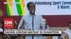 Safari Jokowi-Ma'ruf di Sumatera