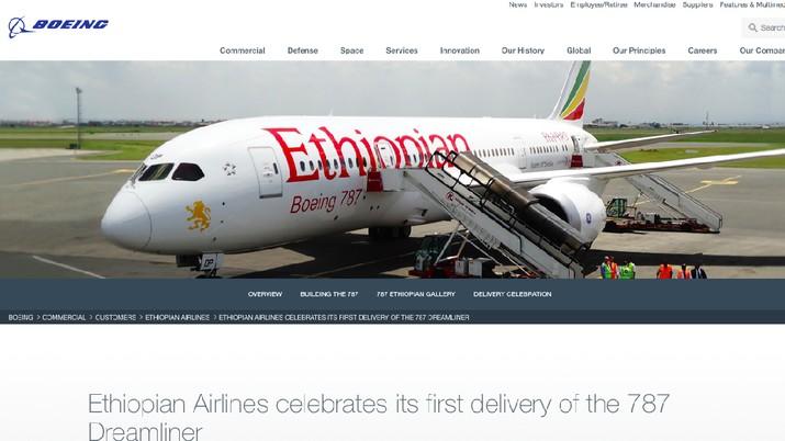 Kabar duka dunia penerbangan datang lagi.
